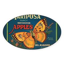 Mariposa - Decal
