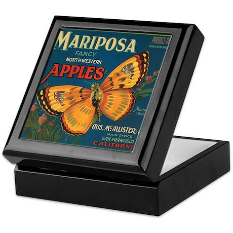 Mariposa - Keepsake Box