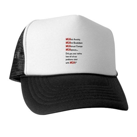 Men Problems - Trucker Hat
