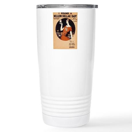 Million $ Baby Stainless Steel Travel Mug