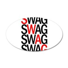 S.W.A.G. Wall Decal