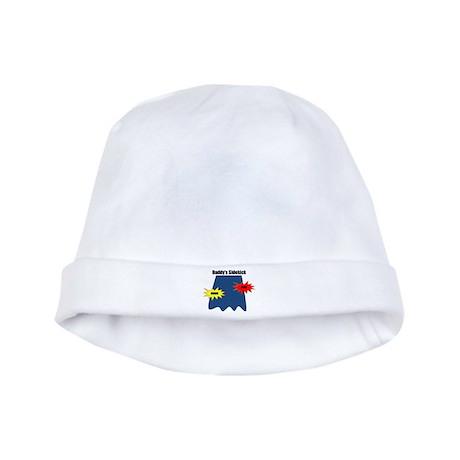 Daddys Sidekick baby hat