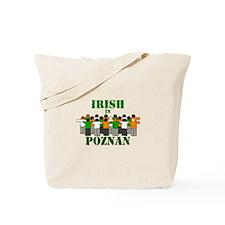 Irish Poznan Tote Bag