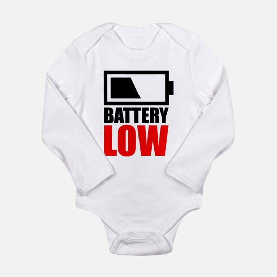 Battery Low Body Suit
