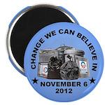 """Change 2012 2.25"""" Magnet (10 pack)"""