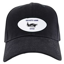 USS KITTY HAWK Baseball Hat