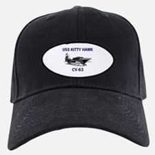 USS KITTY HAWK Baseball Hat