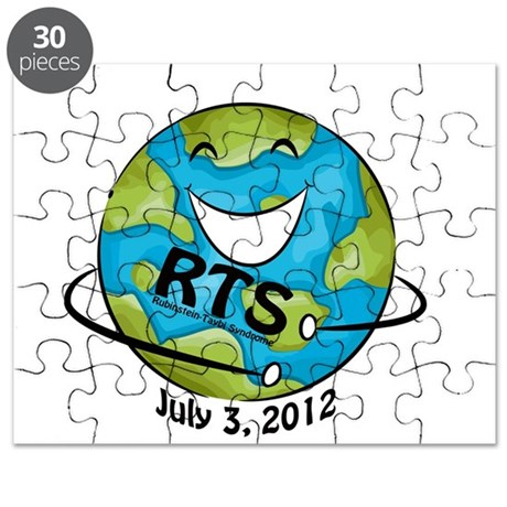RTS Logo with Awareness Date Puzzle