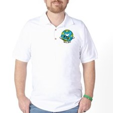 RTS Logo with Awareness Date T-Shirt