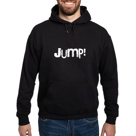Jump(white).png Hoodie (dark)