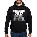 Change 2012 Hoodie (dark)