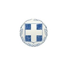 Greece Coat Of Arms Mini Button