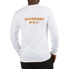 Inmate Long Sleeve T-Shirt