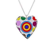 Mass of Polka Dots Necklace