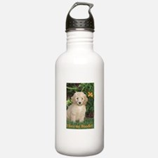 I love my Doodle! Water Bottle