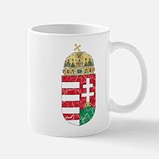 Hungary Coat Of Arms Mug