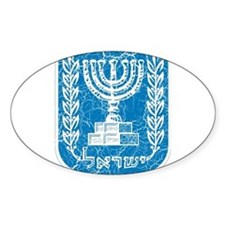 Israel Coat Of Arms Decal