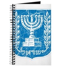 Israel Coat Of Arms Journal