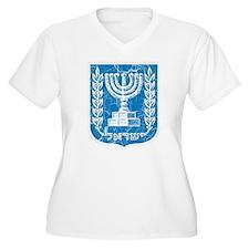 Israel Coat Of Arms T-Shirt