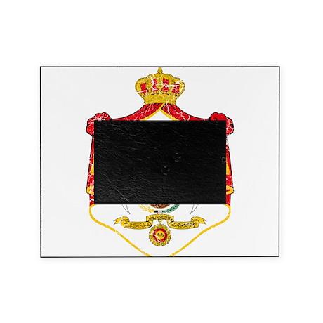 Jordan Coat Of Arms Picture Frame