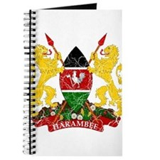 Kenya Coat Of Arms Journal