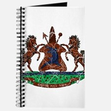 Lesotho Coat Of Arms Journal