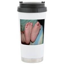 LITTLE FEETT Travel Coffee Mug