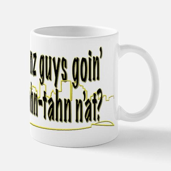 Yinz guys... Mug