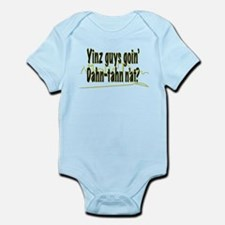 Yinz guys... Infant Bodysuit