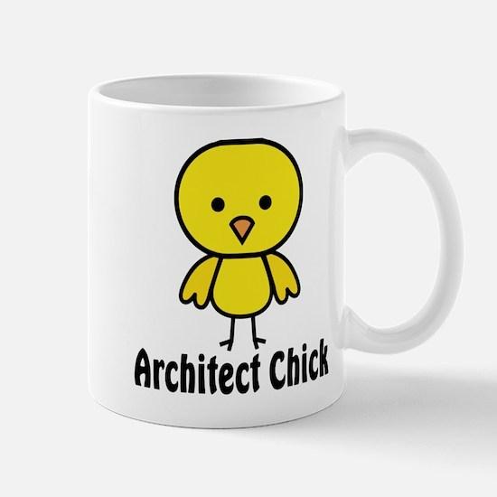 Architect Chick Mug
