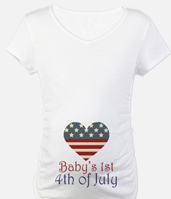 Baby's 4th of July Shirt