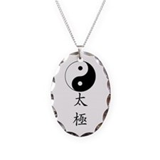 Necklace Tai Chi and Yin Yang symbol