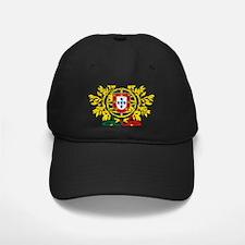 Portugal Coat Of Arms Baseball Hat