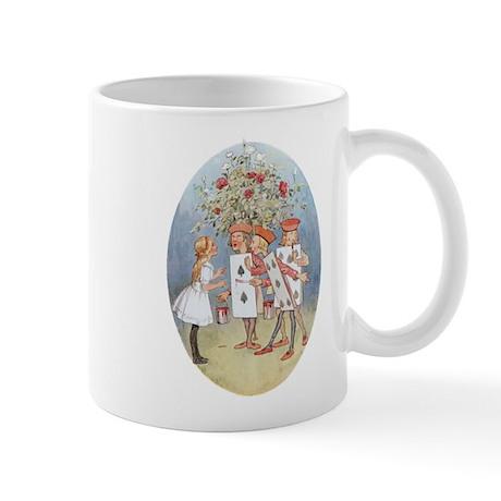 Painting Roses - Mug