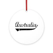 Australia (Sports) Ornament (Round)