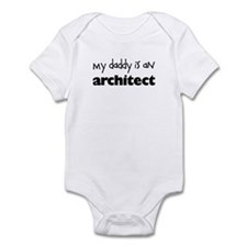 My Daddy is an Architect Baby Bodysuit