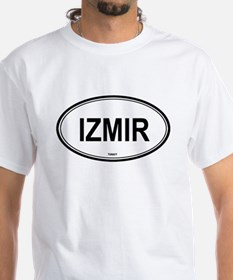 Izmir, Turkey euro Shirt