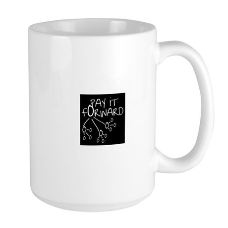 Pay It Forward Large Mug