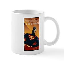 Man Of Steel Small Mug
