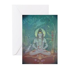 Shiva Card (Pk of 10)