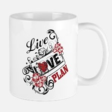 Live Love Plan Mug