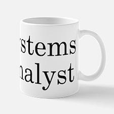 Systems Analyst Mug