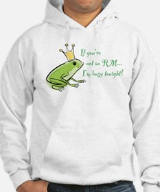 If You're Not an RM.I'm Busy Hoodie