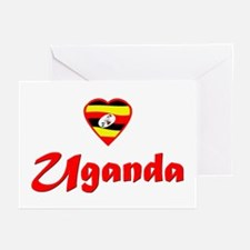 Uganda Goodies Greeting Cards (Pk of 10)