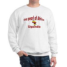 Pearl of Africa Sweatshirt