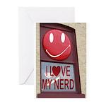 Nerd Greeting Cards (Pk of 10)
