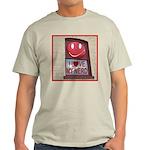 Nerd Ash Grey T-Shirt