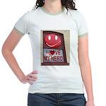 Nerd Jr. Ringer T-Shirt