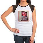 Nerd Women's Cap Sleeve T-Shirt