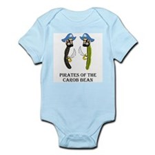 Pirates Of The Carob Bean Infant Creeper